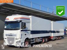 Camion remorque frigo mono température occasion DAF XF 460