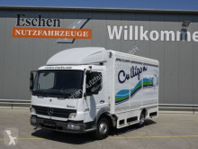 Mercedes 815 L Atego 2 Getränkekoffer, HU bis 05/21 truck used beverage delivery box