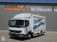 Camión furgón transporte de bebidas Mercedes 815 L Atego 2 Getränkekoffer, HU bis 05/21