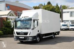 camion MAN TGL 7.180 EURO 6/Koffer 6,1m/LBW/Klima/Navi