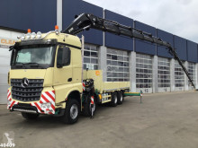 Mercedes Arocs 4145 truck used flatbed