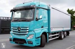 Camion rideaux coulissants (plsc) occasion Mercedes Actros 2542