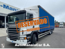 Camion Scania G 380 rideaux coulissants (plsc) occasion