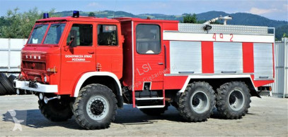 Camion nc STAR 266 *Firetruck*6x6!Topzustand! châssis occasion