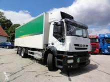 camion Iveco AD260S36Y/FS Lenkachse EEV Intarder Klima