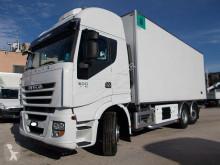 Camion frigo occasion Iveco Stralis Iveco - STRALIS 500 CELLA 7.40 FRIGO E PEDANA EURO 5 - FRIGO