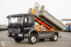 camion nc MERCEDES-BENZ - ATEGO / 1624 / E 6 / 4 X 4 / HAKOWIEC / JAK NOWY