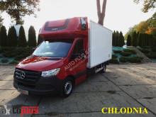 Ciężarówka chłodnia Mercedes SPRINTER516 KONTENER CHŁODNIA WINDA -6*C, FUNKCJA GRZANIA KIMAT