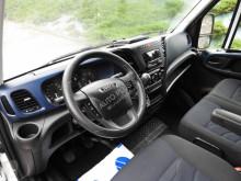 Iveco ponyvával felszerelt plató teherautó DAILY35C18 PLANDEKA 10 PALET WEBASTO KLIMA TEMPOMAT PNEUMATYKA