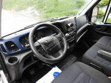 Camion cassone centinato Iveco DAILY35C18 PLANDEKA 10 PALET WEBASTO KLIMA TEMPOMAT PNEUMATYKA