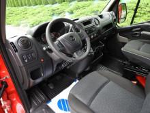 Opel MOVANOPLANDEKA FIRANA 8 PALET KLIMATYZACJA WEBASTO TEMPOMAT PNE truck