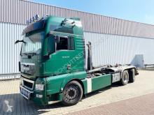 MAN TGX 26.480 6x2-4 BL 26.480 6x2-4 BL, Lenk-/Liftachse, Intarder, Standklima, XXL-Fahrerhaus truck used hook arm system