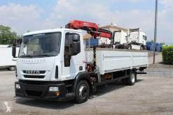 Camion cassone fisso usato Iveco Eurocargo 120 E 18 P