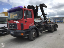 Used hook arm system truck MAN T48