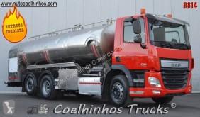 Camión DAF CF cisterna usado