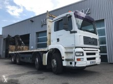 Camion MAN TGA 35.390 plateau standard occasion