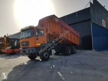 MAN DF 33.364 truck used construction dump
