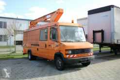 Mercedes platform commercial vehicle 709 709D-KA Ruthmann K115