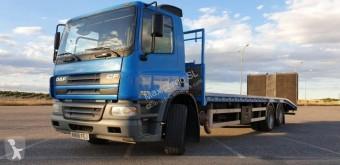 Camion DAF CF75 310 trasporto macchinari usato