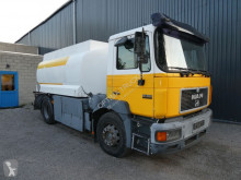 MAN 19.403 truck used chemical tanker