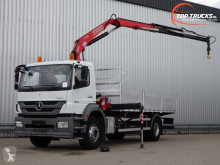 Used flatbed truck Mercedes Axor 1829
