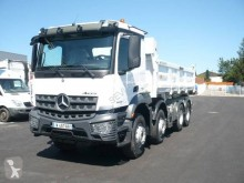 Mercedes Arocs 3248 truck used two-way side tipper