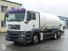 Camión MAN TGA 26.360*ADR*Lenk/Lift*Gastransp wie Argon cisterna usado
