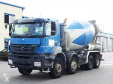 Camión hormigón cuba / Mezclador usado Mercedes Axor 3240*Euro 5*8x4*Liebherr HTM 904*3236*3242*