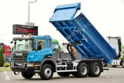 camion Scania P 380 / 8X4 /2 SIDED TIPPER / BORTMATIC/EURO 5
