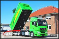 Camión Camion usado MAN TGS 26.440 BL / 3 Kammern, Schleuse, Kompressor