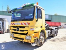 Camion Mercedes Actros 3341 polybenne occasion