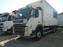 Volvo gas carrier flatbed truck FM11 370