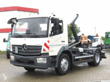 Camion Mercedes Atego 1323 L Abrollkipper Meiller polybenne occasion