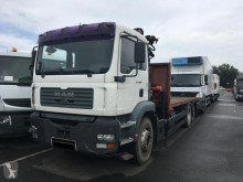 Camion MAN TGA 26.360 plateau standard occasion