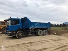 Camion benă bilaterala Scania P124 420