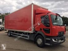 Ciężarówka Renault Gamme D 280.19 DTI 8 furgon furgon drewniane ściany używana