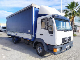 Camion MAN 8.163 8.163 LC plateau standard occasion