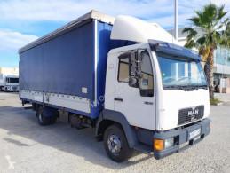 Camión MAN 8.163 8.163 LC caja abierta estándar usado