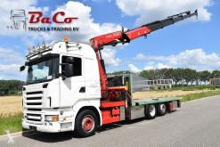 Camion Scania R 500 plateau occasion
