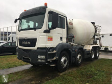 MAN TGS 32.360 TM truck used concrete mixer