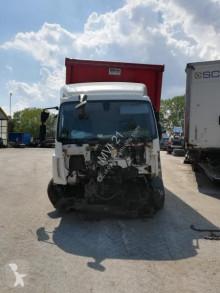 Camion DAF LF 320 rideaux coulissants (plsc) accidenté