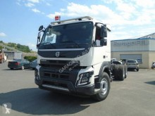 Camion polybenne Volvo FMX 500