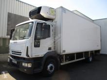 Camión frigorífico mono temperatura usado Iveco Eurocargo 140 E 18