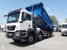 Camion MAN 35.440 BENNE ENROCHEMENT + Bache benne occasion
