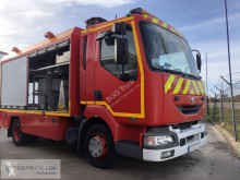 Camion pompiers occasion Renault Midlum 180 DCI