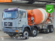 camion MAN Commander 35-403 Stetter Manual Big-Axle Steelsuspension 9m3