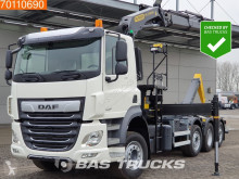 Kamión hákový nosič kontajnerov DAF CF 430