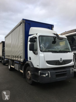 Lastbil skjutbara ridåer (flexibla skjutbara sidoväggar) Renault Premium 280 DXI