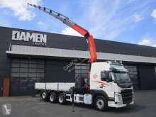 Camion Volvo FM 500 plateau occasion