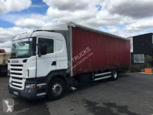 Camion Scania R 270 obloane laterale suple culisante (plsc) second-hand